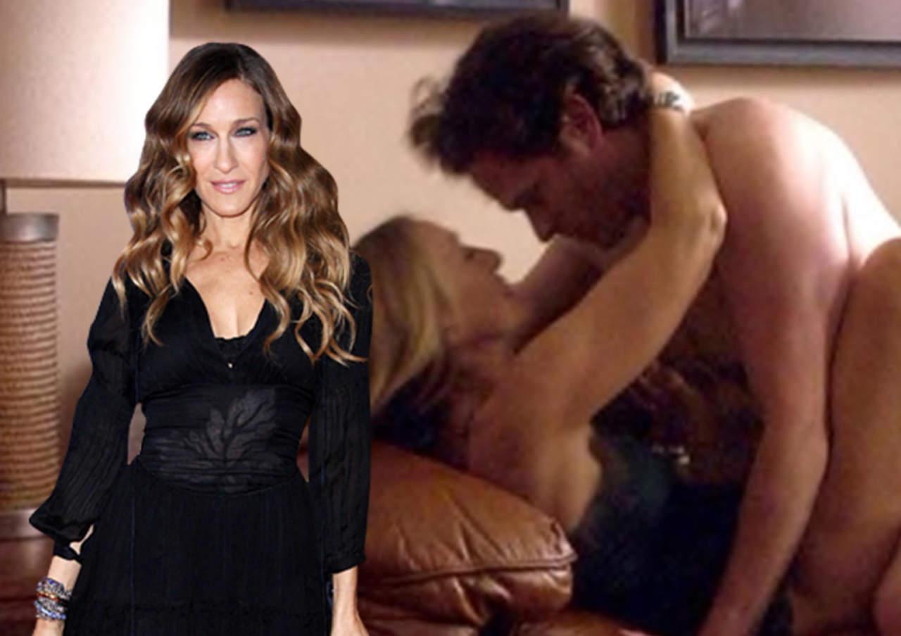 Escena erótica de Sarah Jessica Parker cautiva a sus fans