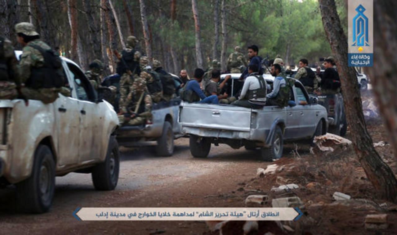 Al Qaeda llama a yihadistas a prepararse para guerra en Siria