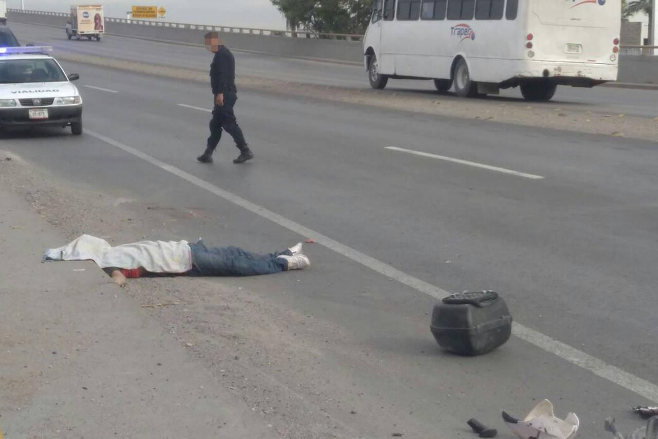 Cae trailero que arrolló y mató a motociclista