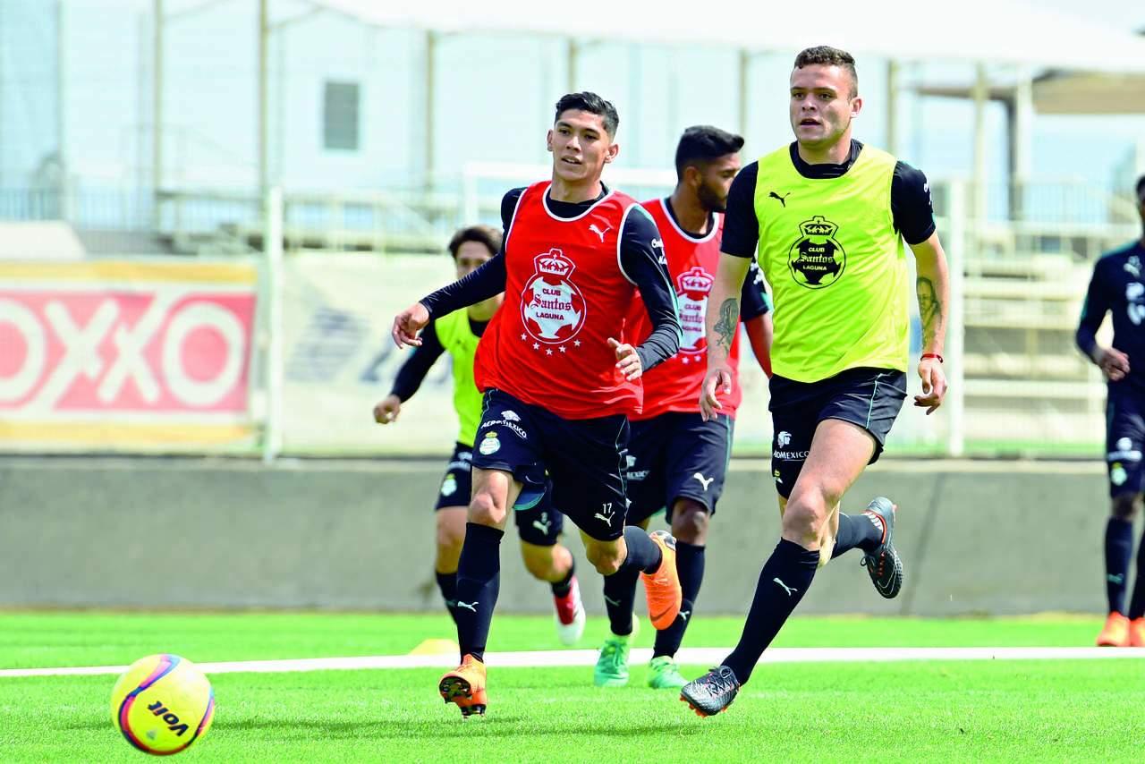 En martes, Santos se medirá a Tampico en la Copa MX