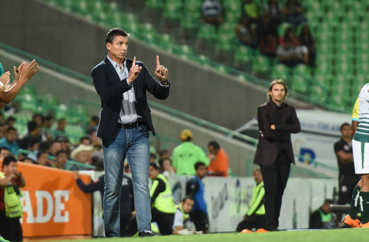 Siboldi no quiere repetir actuación de Toluca