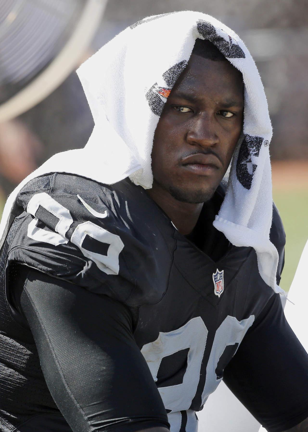 Raiders despide a Aldon Smith tras último roce con la ley