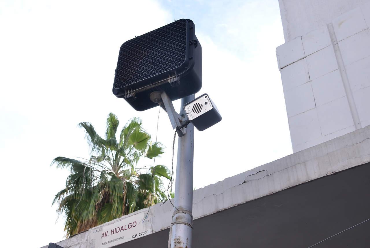 Harán diagnóstico de semáforos sonoros