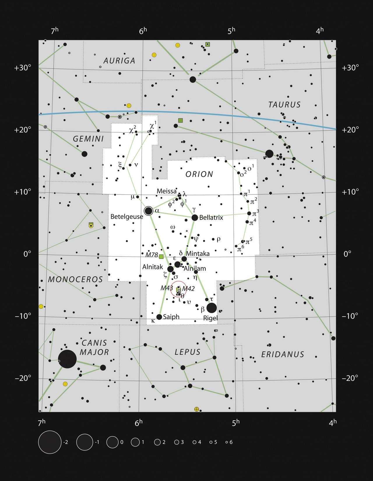 Descubren la red interna de una guardería estelar