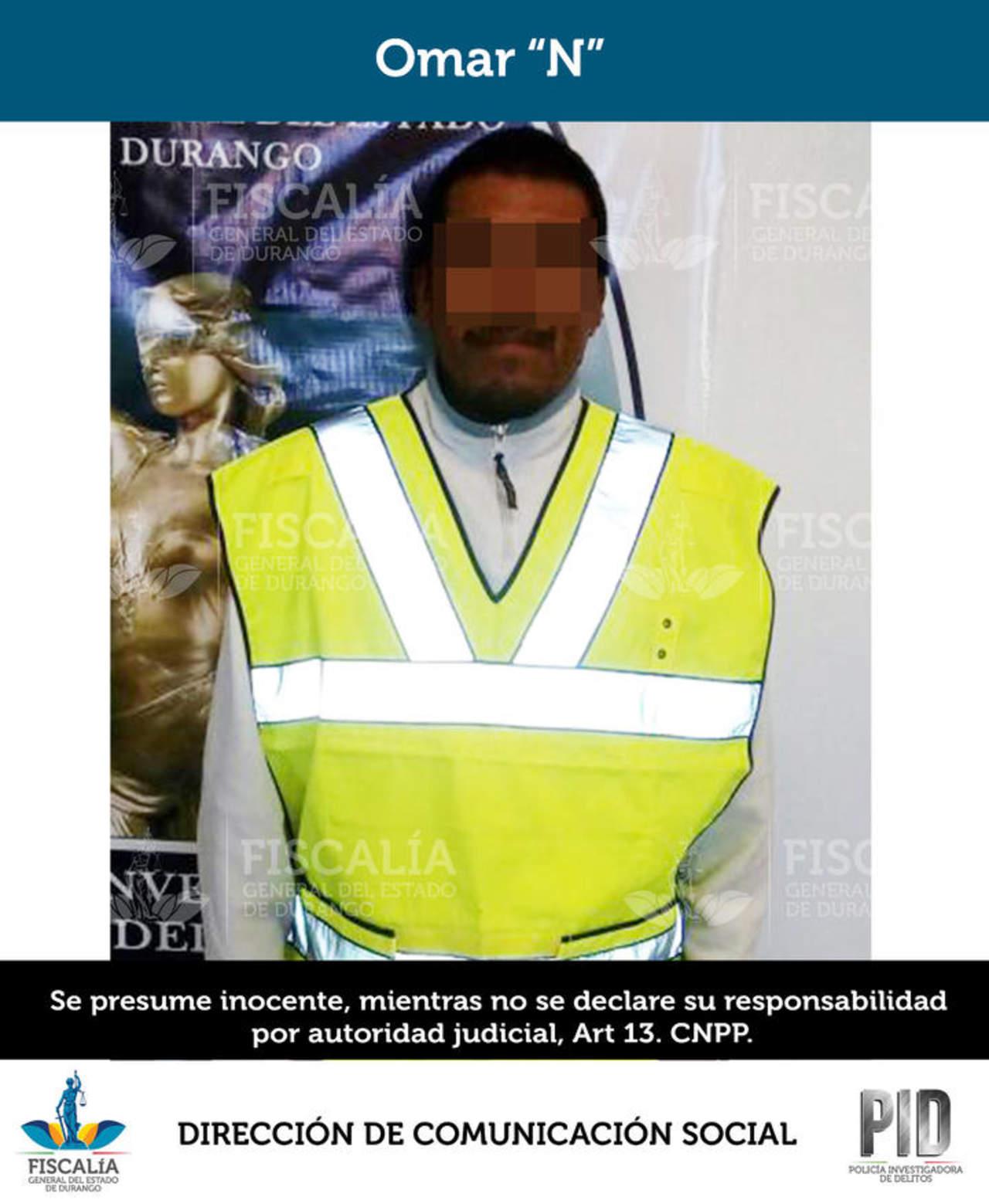 Presunto feminicida es trasladado a Cefereso de Gómez Palacio