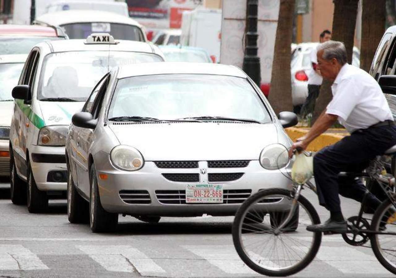 Suspenden implementación de padrón de vehículos