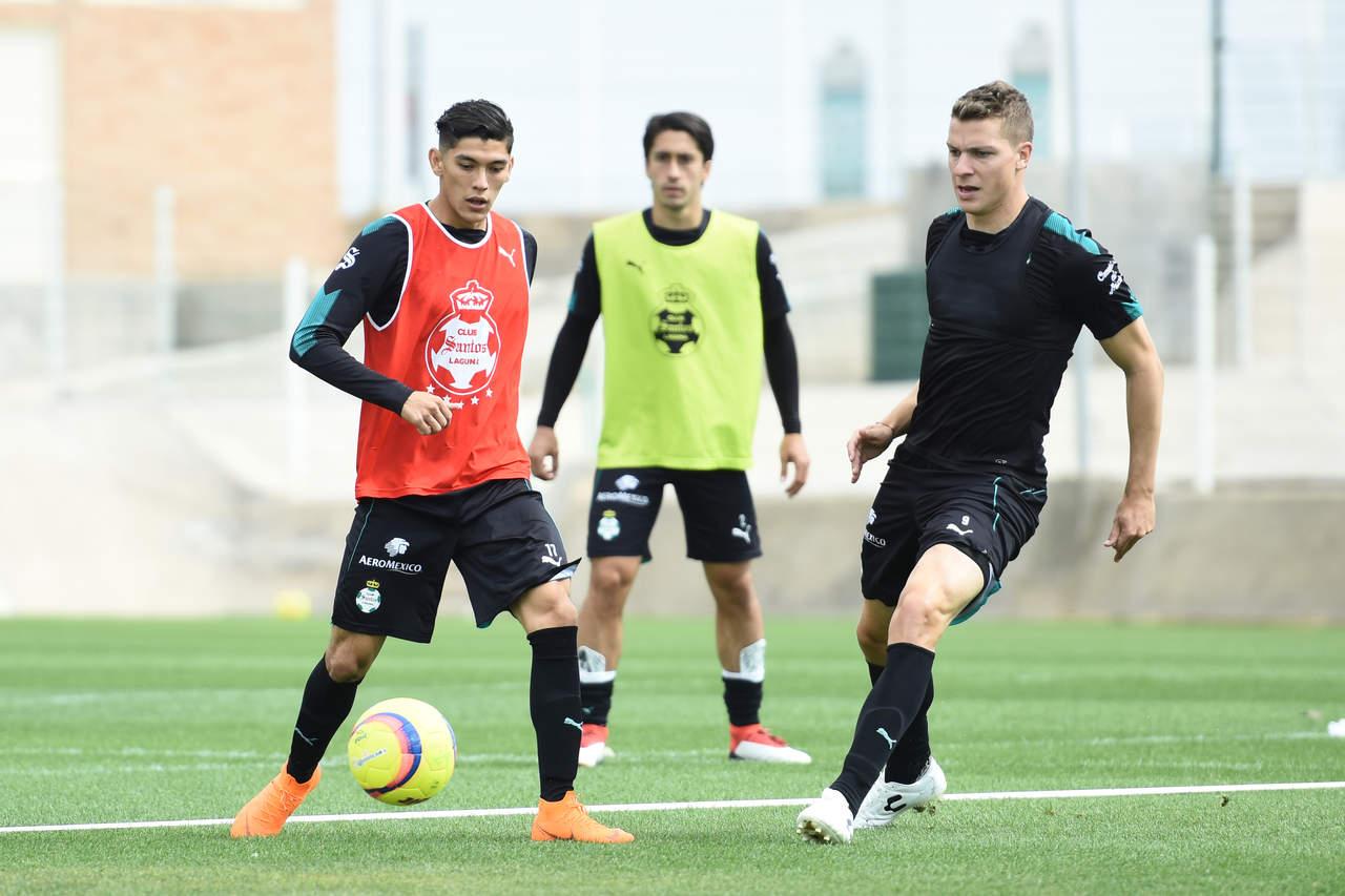 Santos se verá la cara contra Querétaro en cuartos de Copa MX