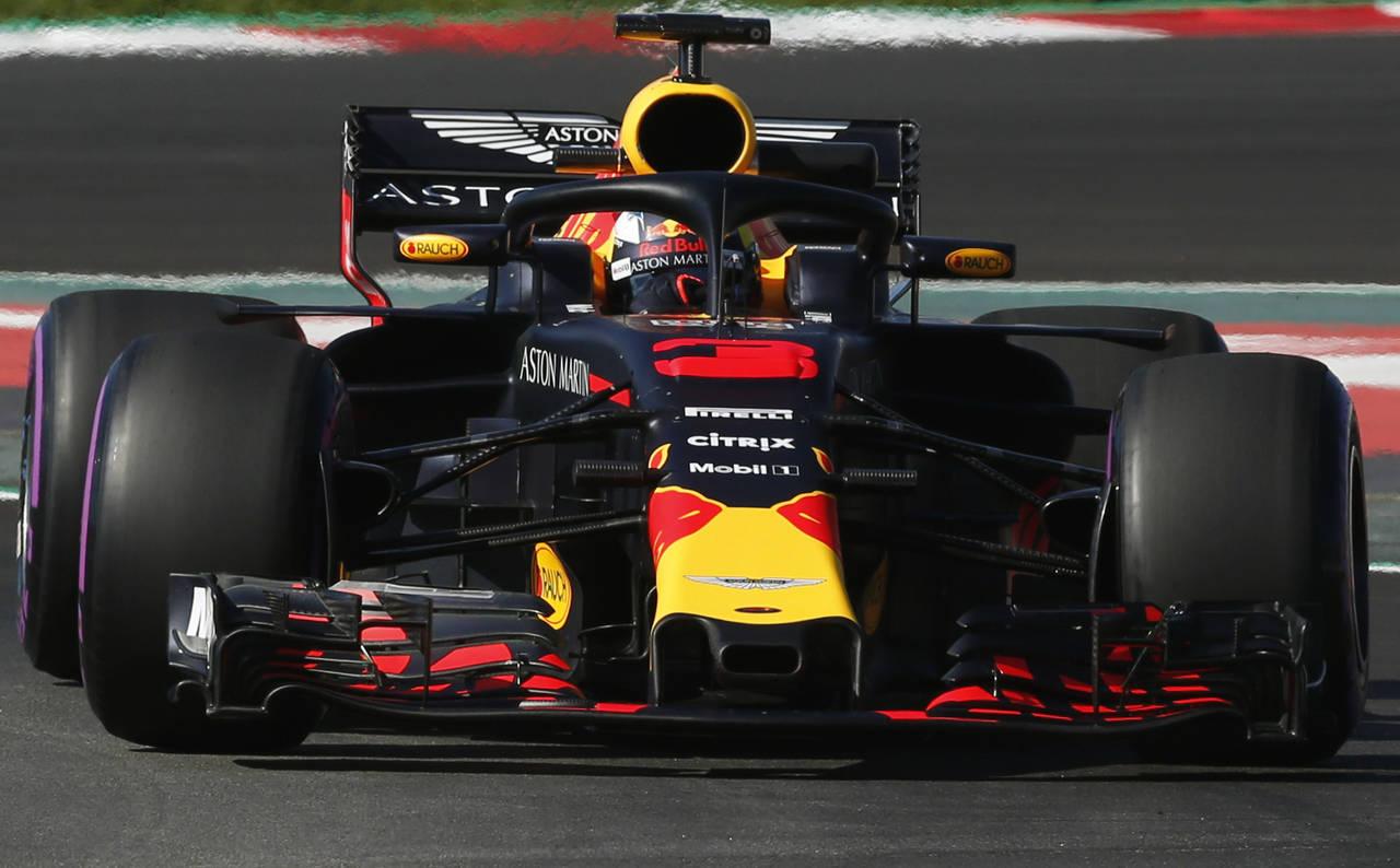 Ricciardo bate récord en prácticas de la F1