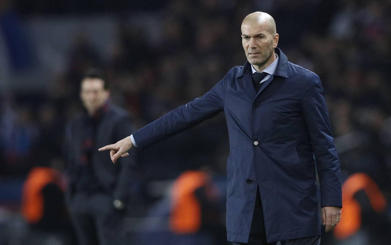 Zidane toca las teclas correctas en Champions League