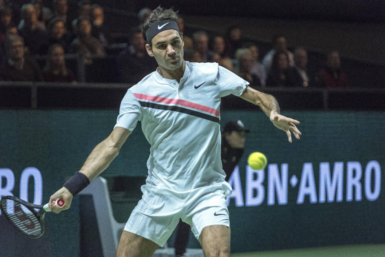 Federer defiende su título en Indian Wells