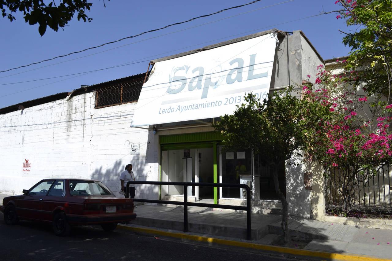 Infonavit congeló cuenta a Sapal