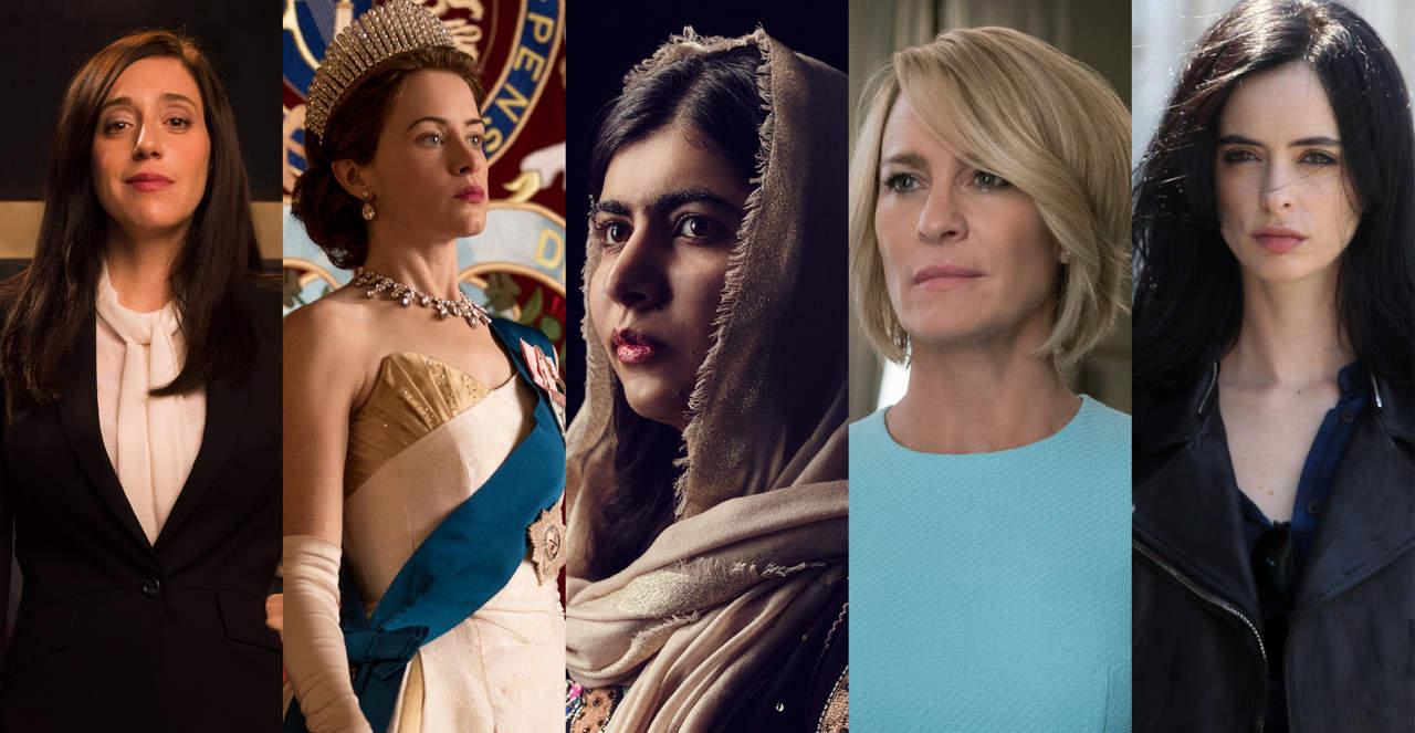 Diez contenidos de Netflix para celebrar a la mujer