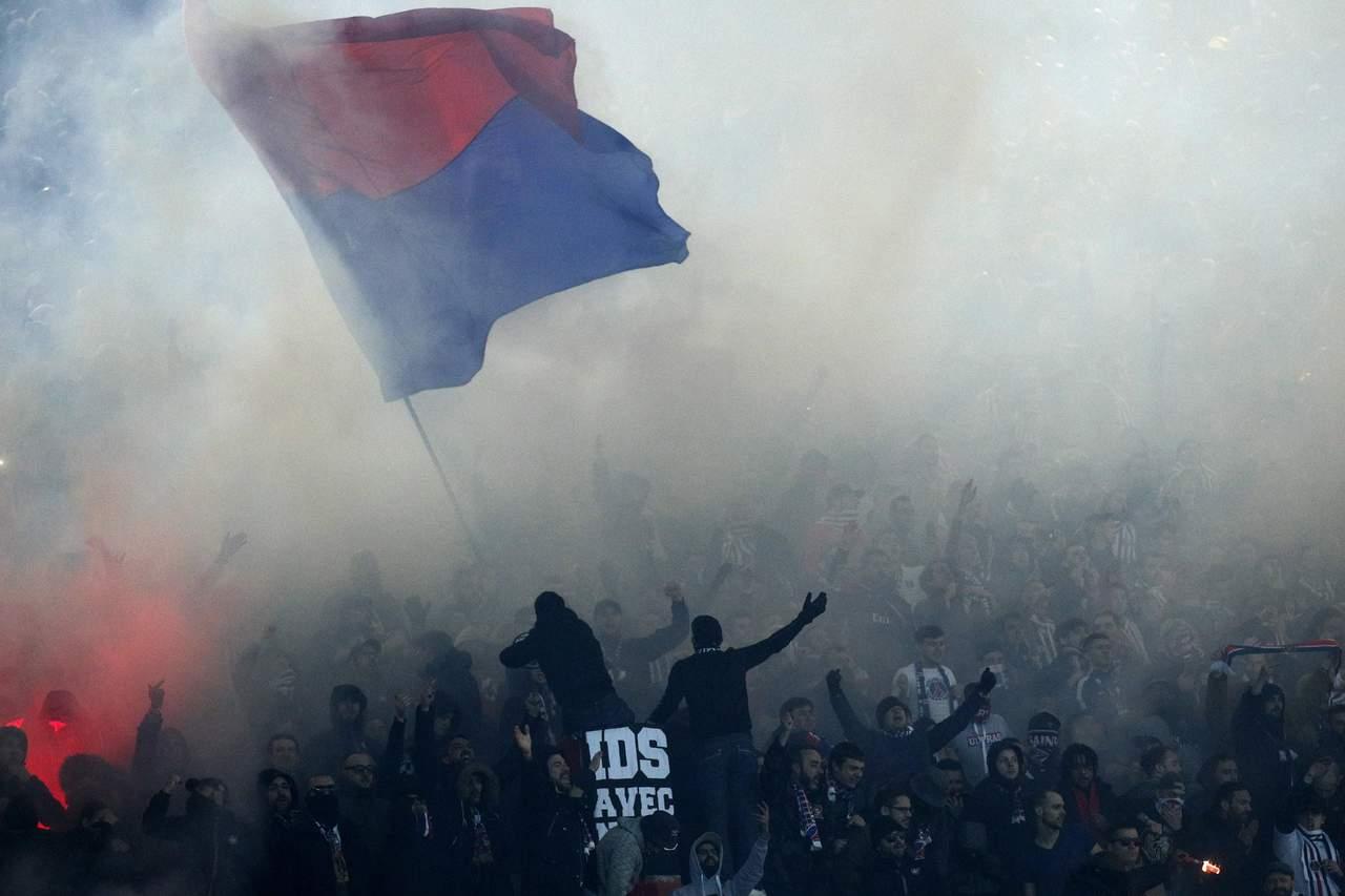 UEFA abre expediente al PSG tras partido de Champions