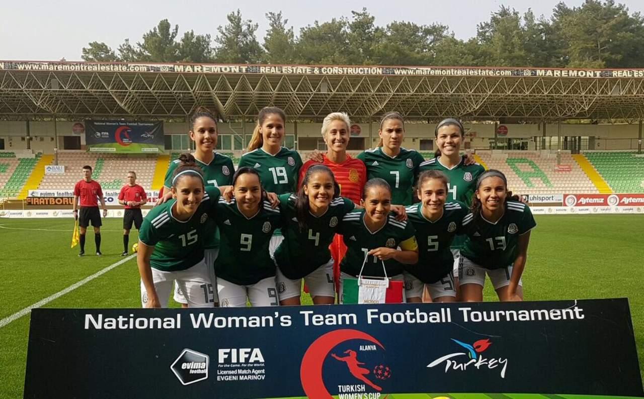 Tri Femenil ya tiene rivales para Mundial