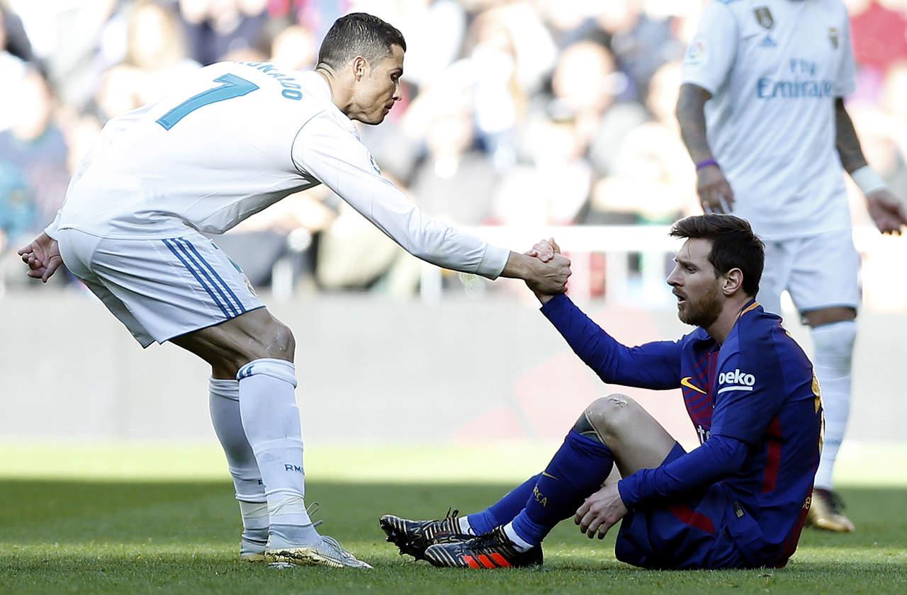 Cristiano y Messi, presentes cuando más los necesitan