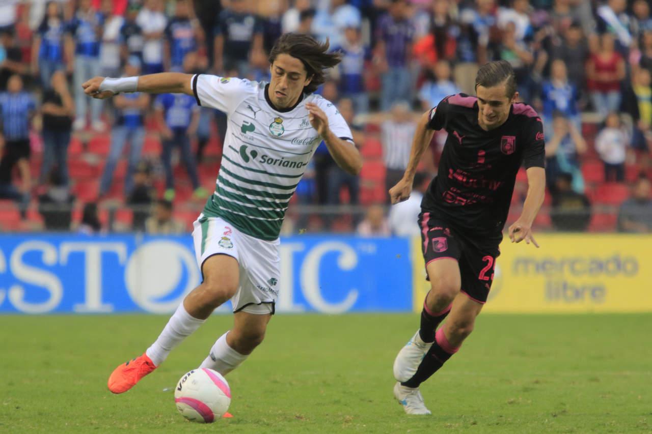 Santos enfrentará a Gallos el martes en Copa MX