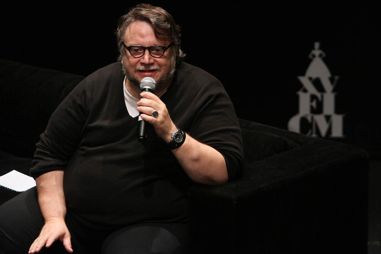 La master class que ofrecerá Guillermo del Toro se transmitirá por el Canal 22