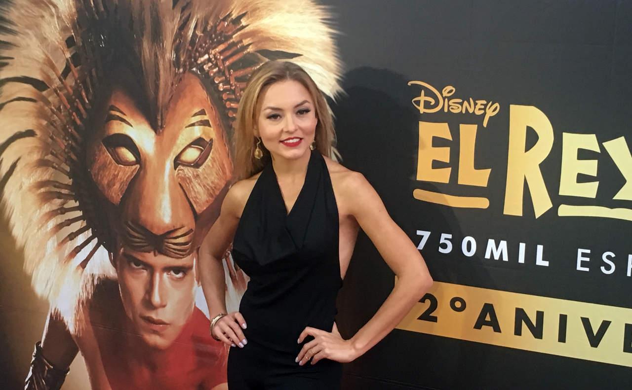 La actriz Angelique Boyer preocupa a fans por su extrema delgadez