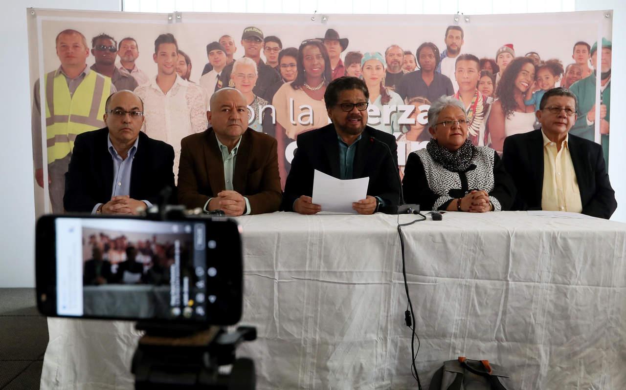 Timochenko abandona campaña Presidencial; FARC tropieza