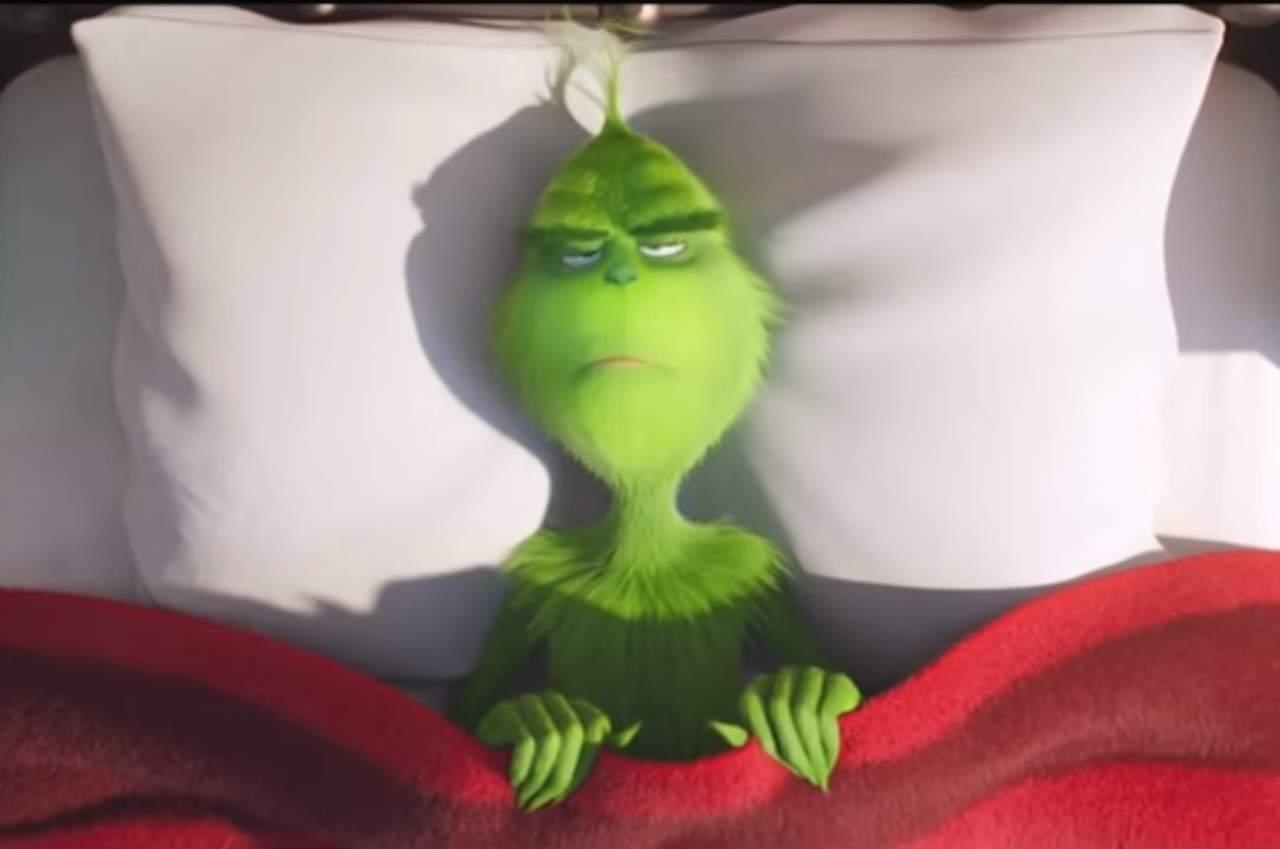 Liberan tráiler de la cinta animada El Grinch