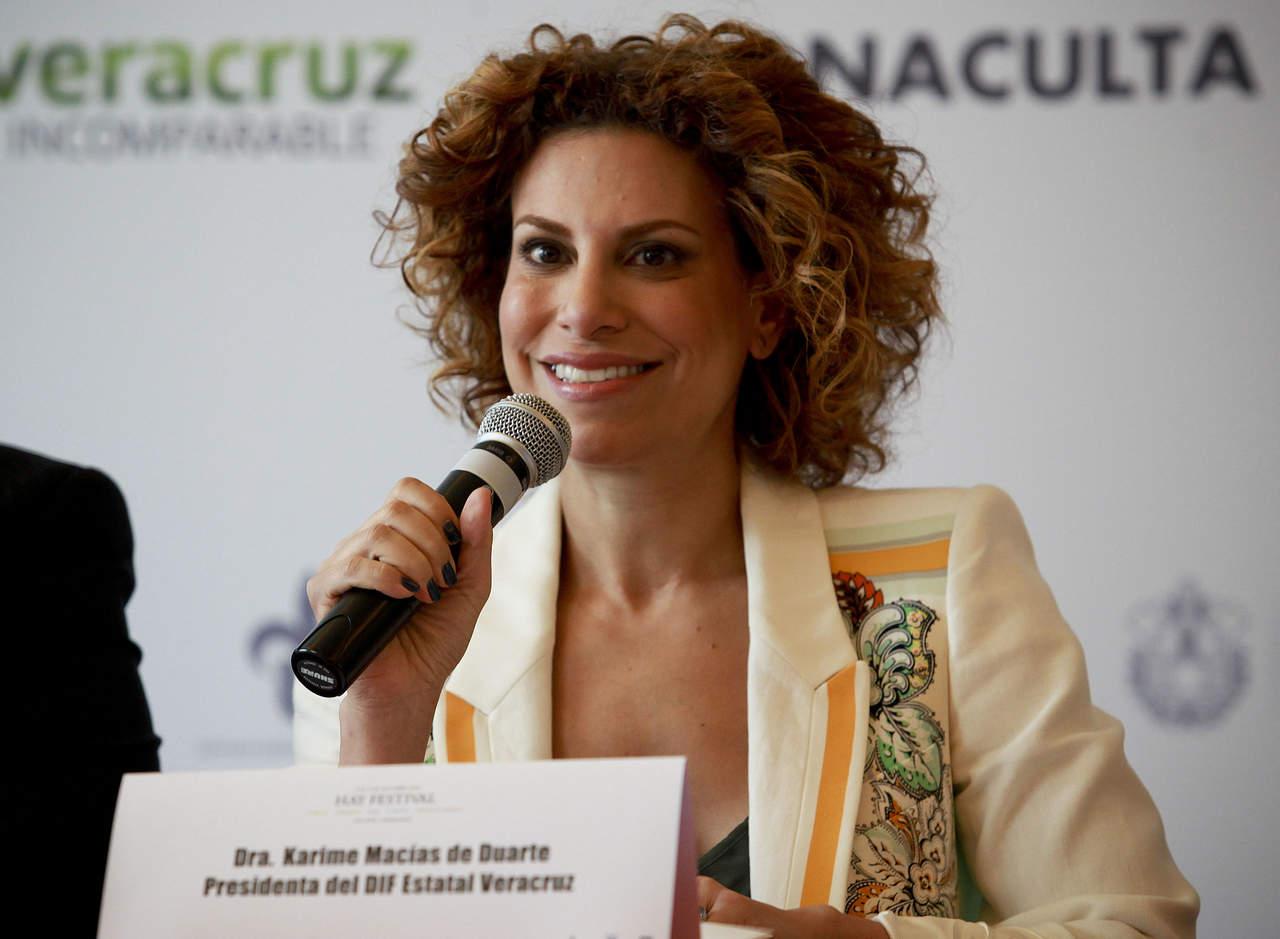 Busca Karime Macías saber si es investigada