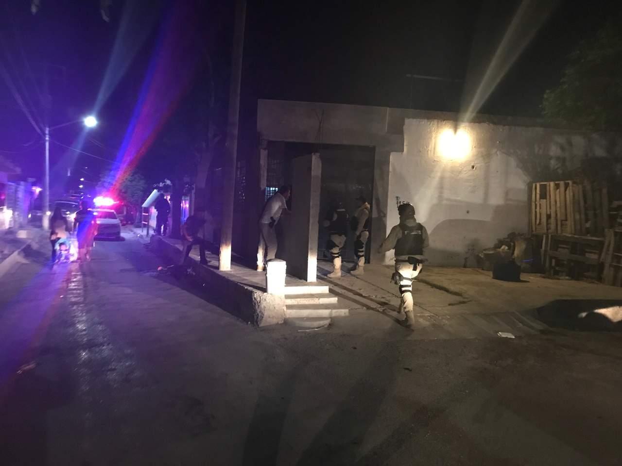 Reportan disparos en la colonia Impulso Comunal de Torreón