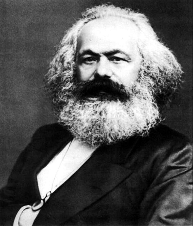 1883: Acaban los días de Karl Marx, influyente filósofo, economista, sociólogo,  periodista e intelectual