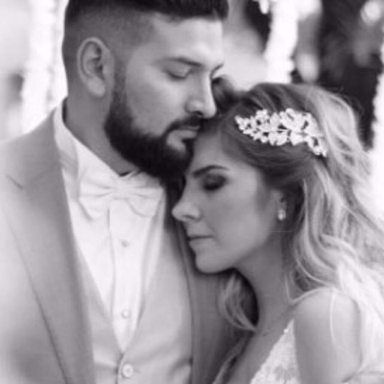Karla Panini y Américo Garza esperan a su primer hijo, señala publicación