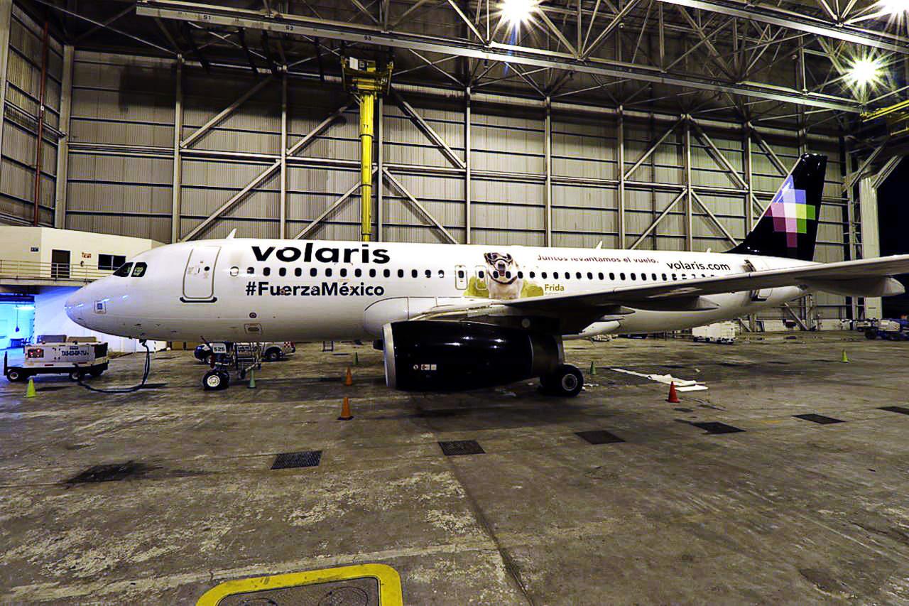 Volaris celebra 12 años de servicio