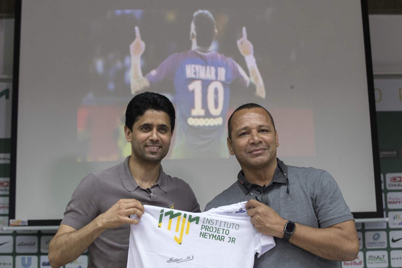 Neymar Padre habla sobre el futuro de su hijo