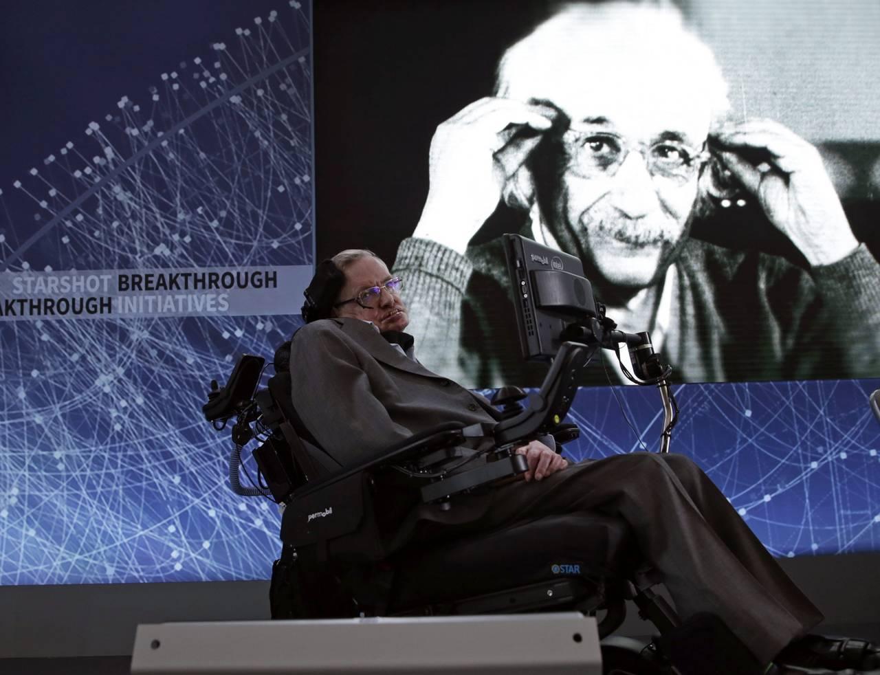 Deja de existir Hawking y se vuelve universal