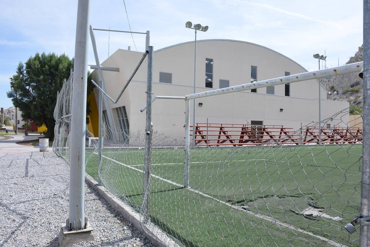 Se agudizan daños a complejo La Jabonera