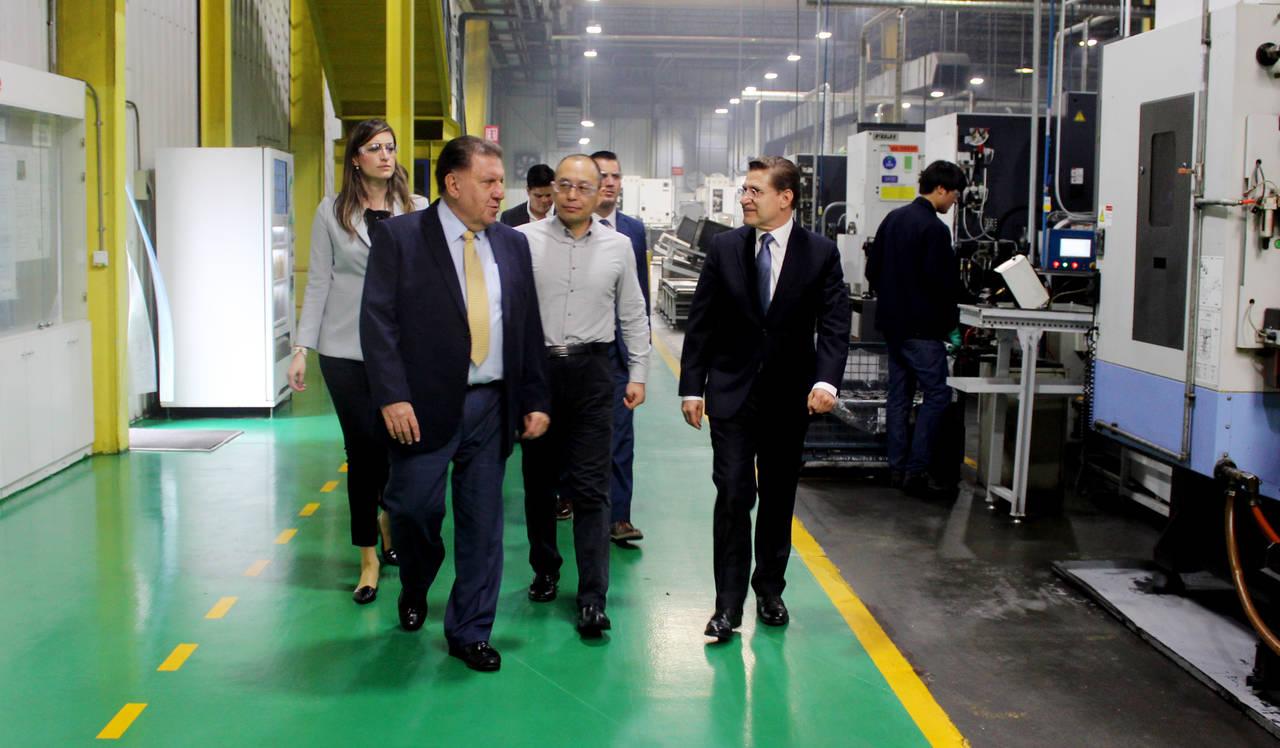 Invertirá Linamar 50 mdd en planta de Gómez Palacio