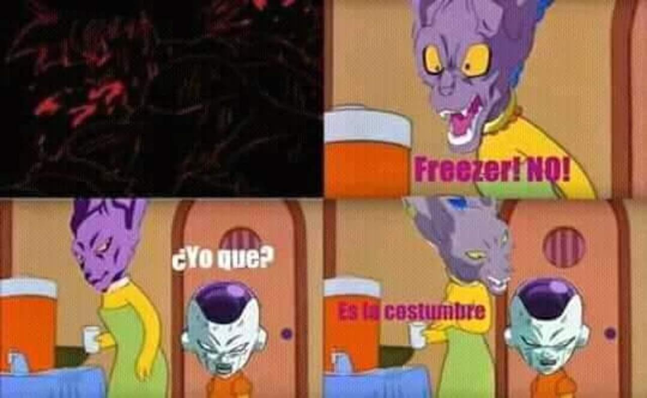 Llueven memes del episodio 130 de Dragon Ball Super