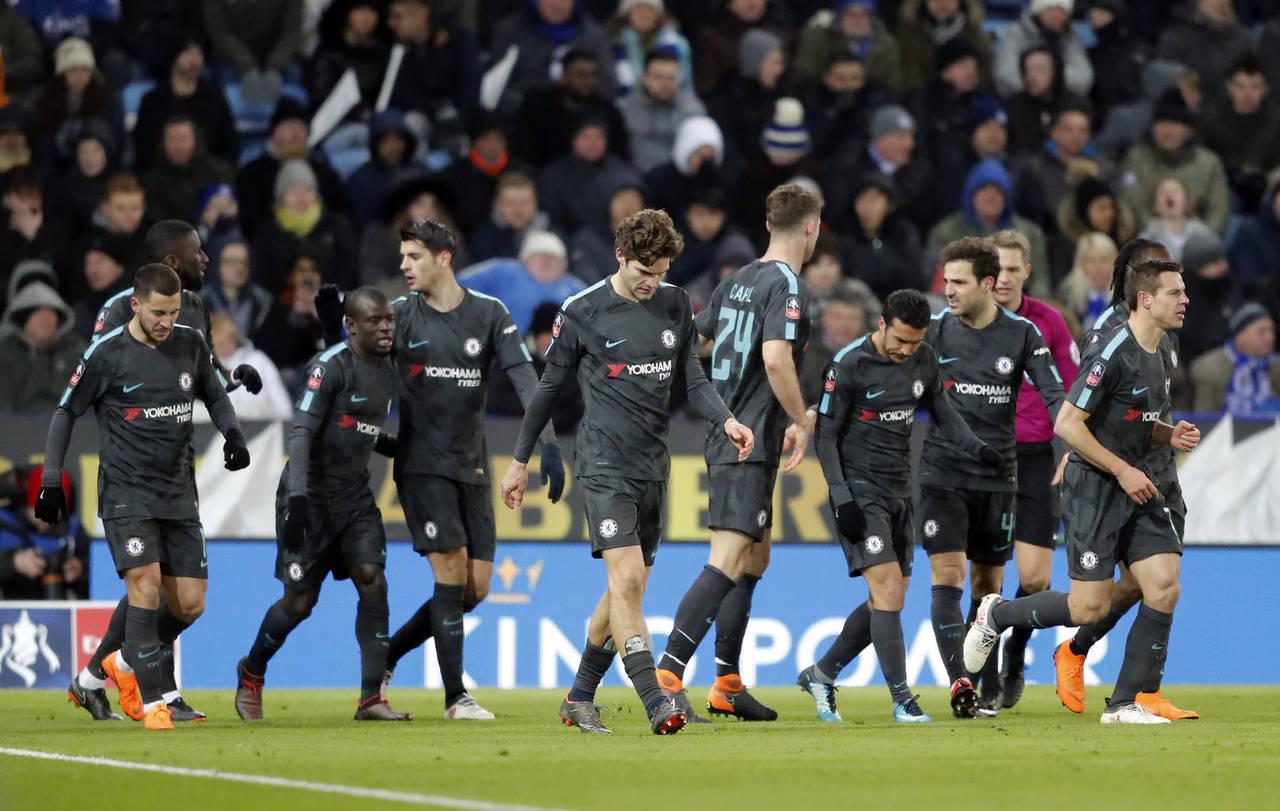 Chelsea avanza a semifinales