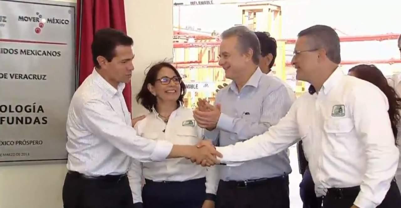 Mexicanos pagarían deuda de Pemex si cancelan reforma energética: EPN