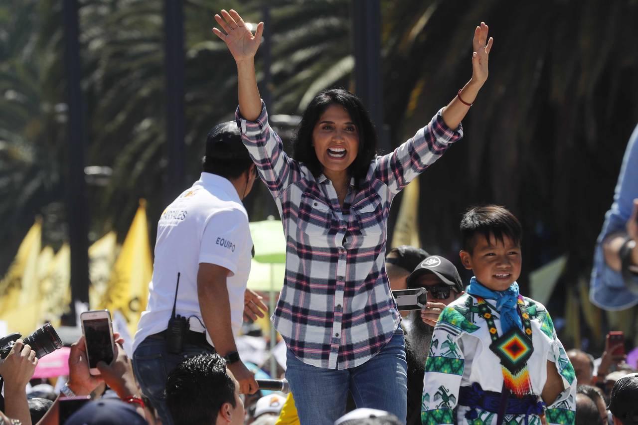 ¿Barrales, autora del matrimonio igualitario en CDMX? Ella exagera