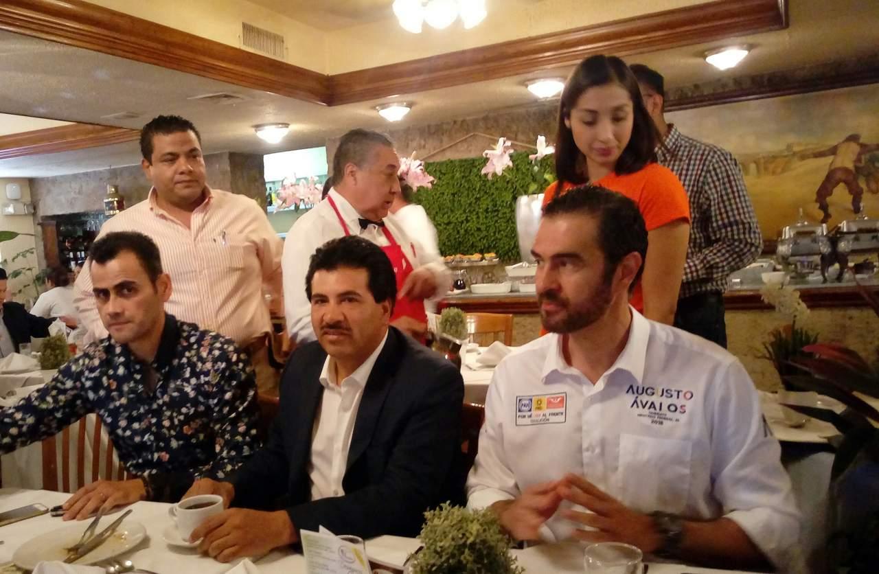 Enríquez inicia campaña al Senado en La Laguna