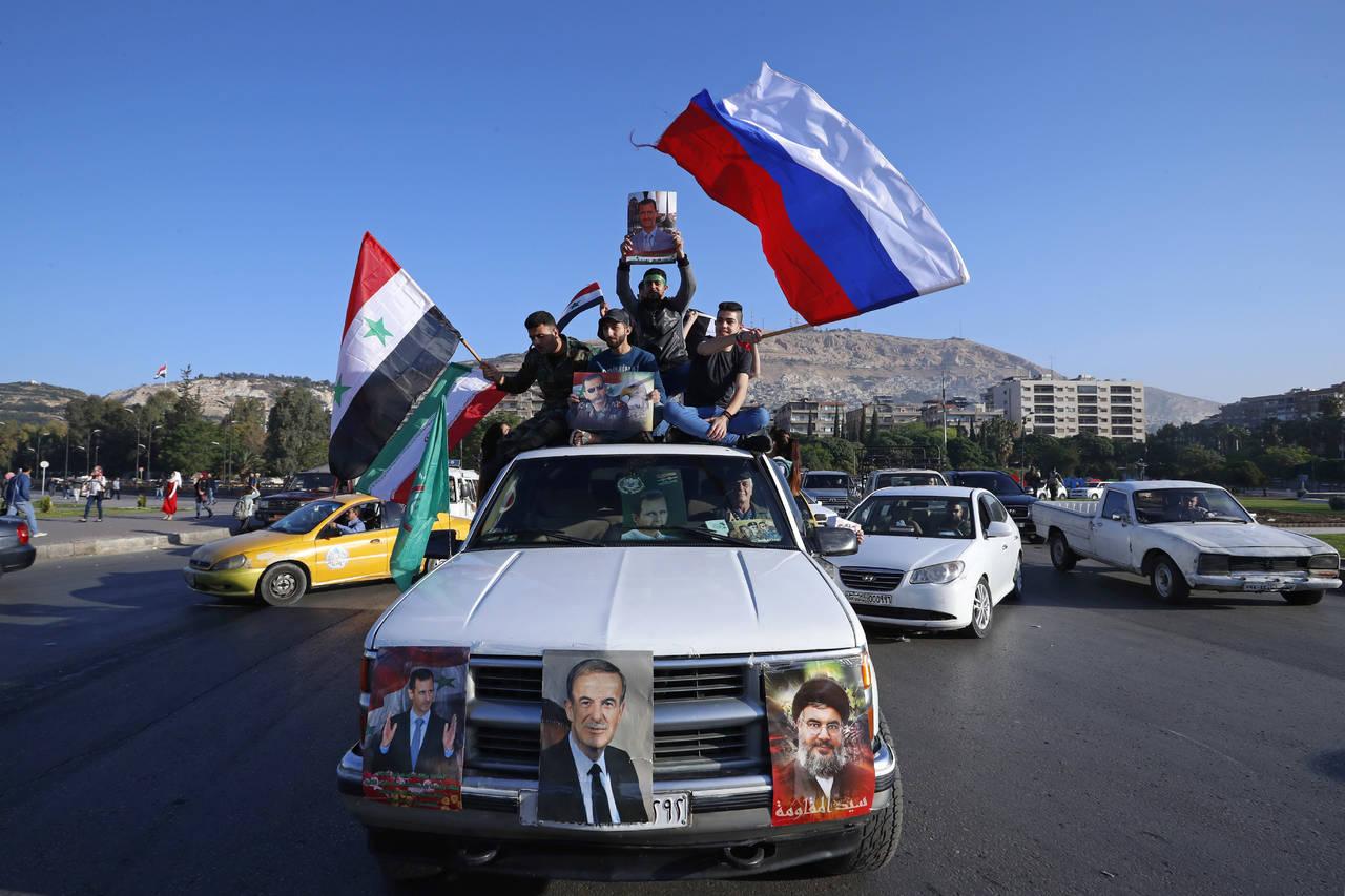 Siria asegura que