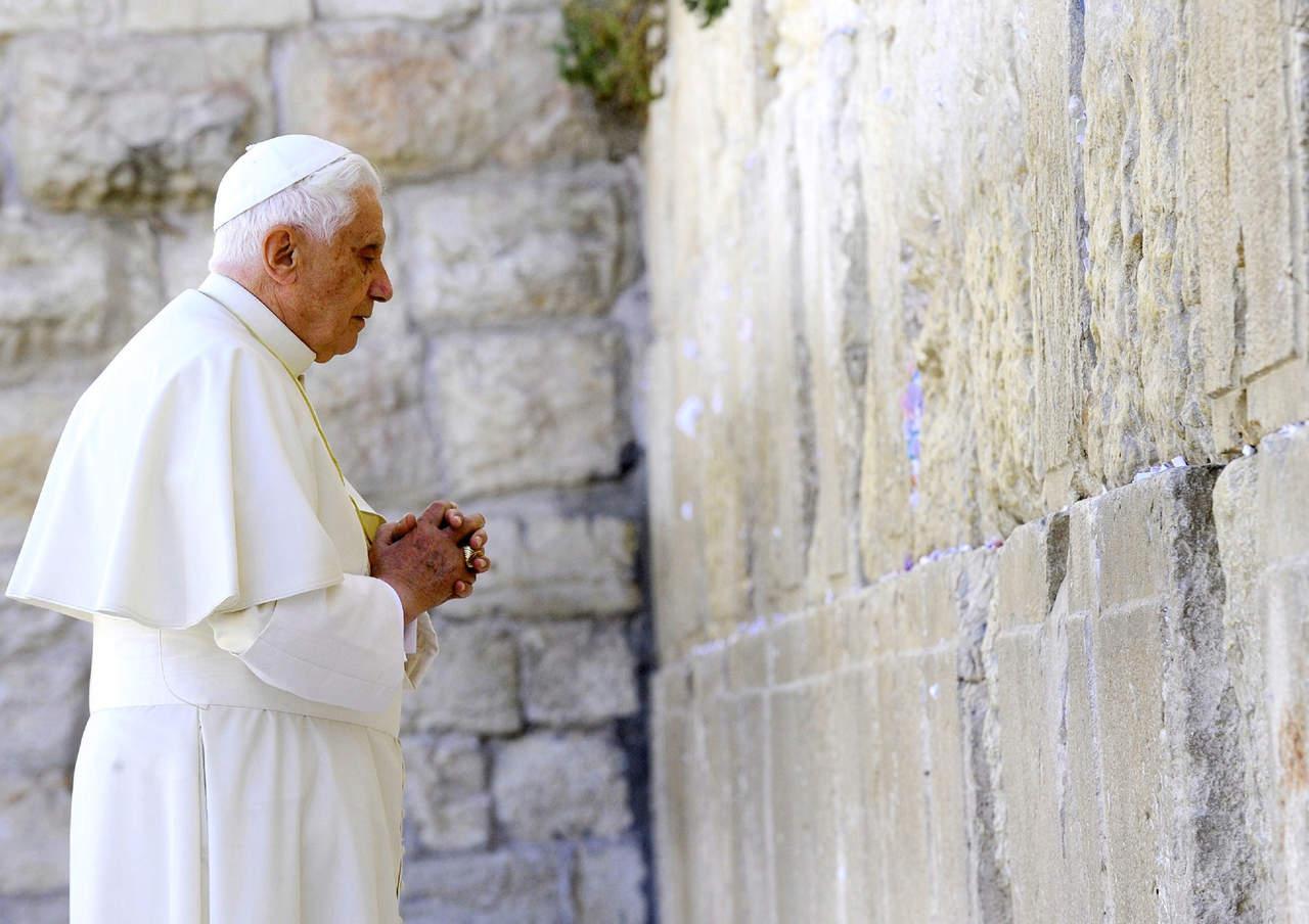 1927: Nace Benedicto XVI, Papa emérito de la Iglesia católica