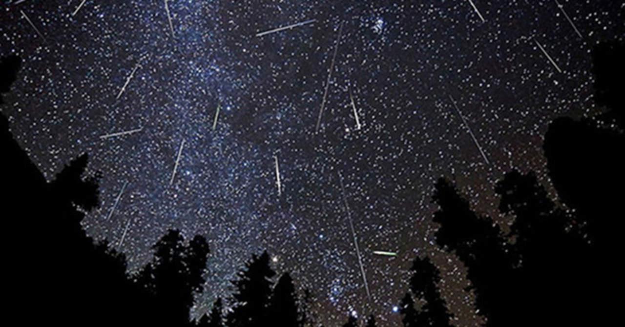 Lluvia de estrellas Líridas iluminará el cielo la próxima semana