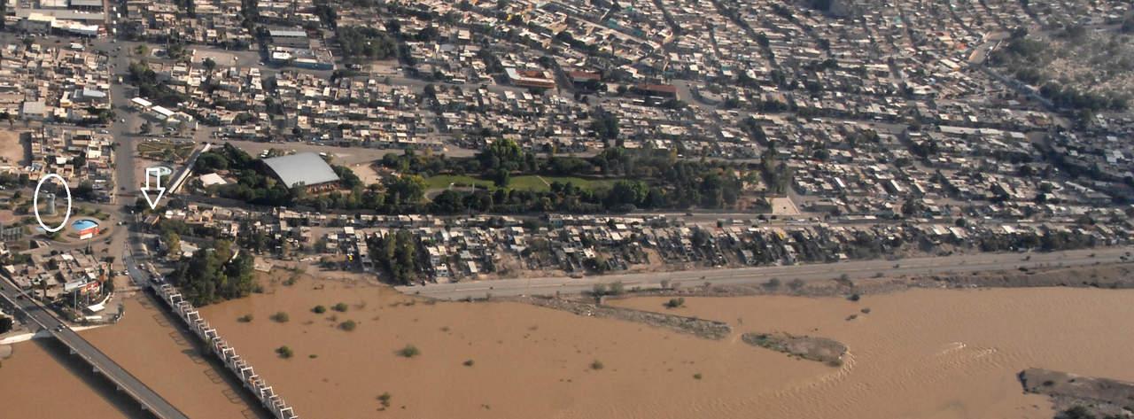 La ubicación del primer Torreón (Segunda y última parte)