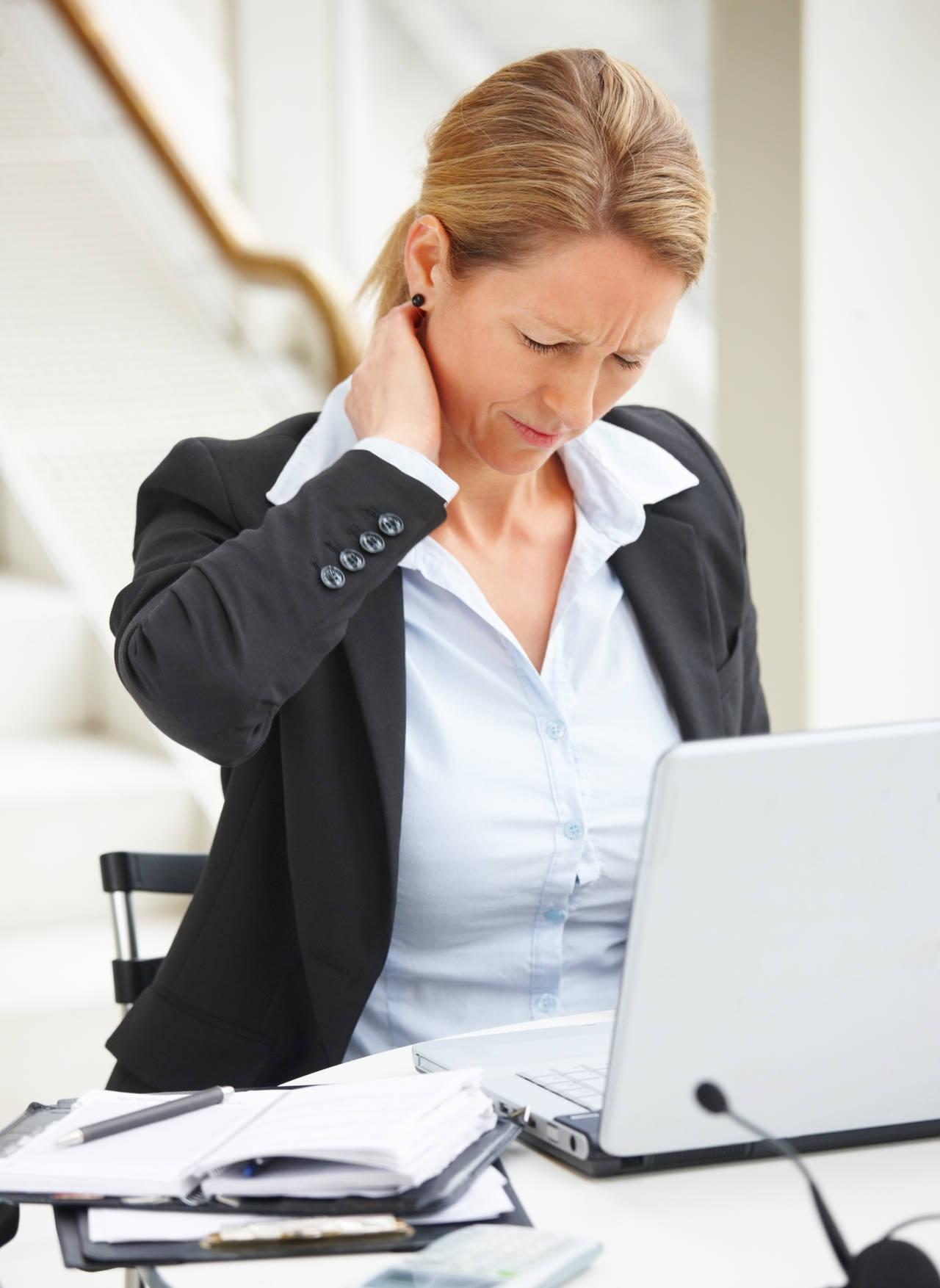 Tienen estrés 70% de trabajadoras