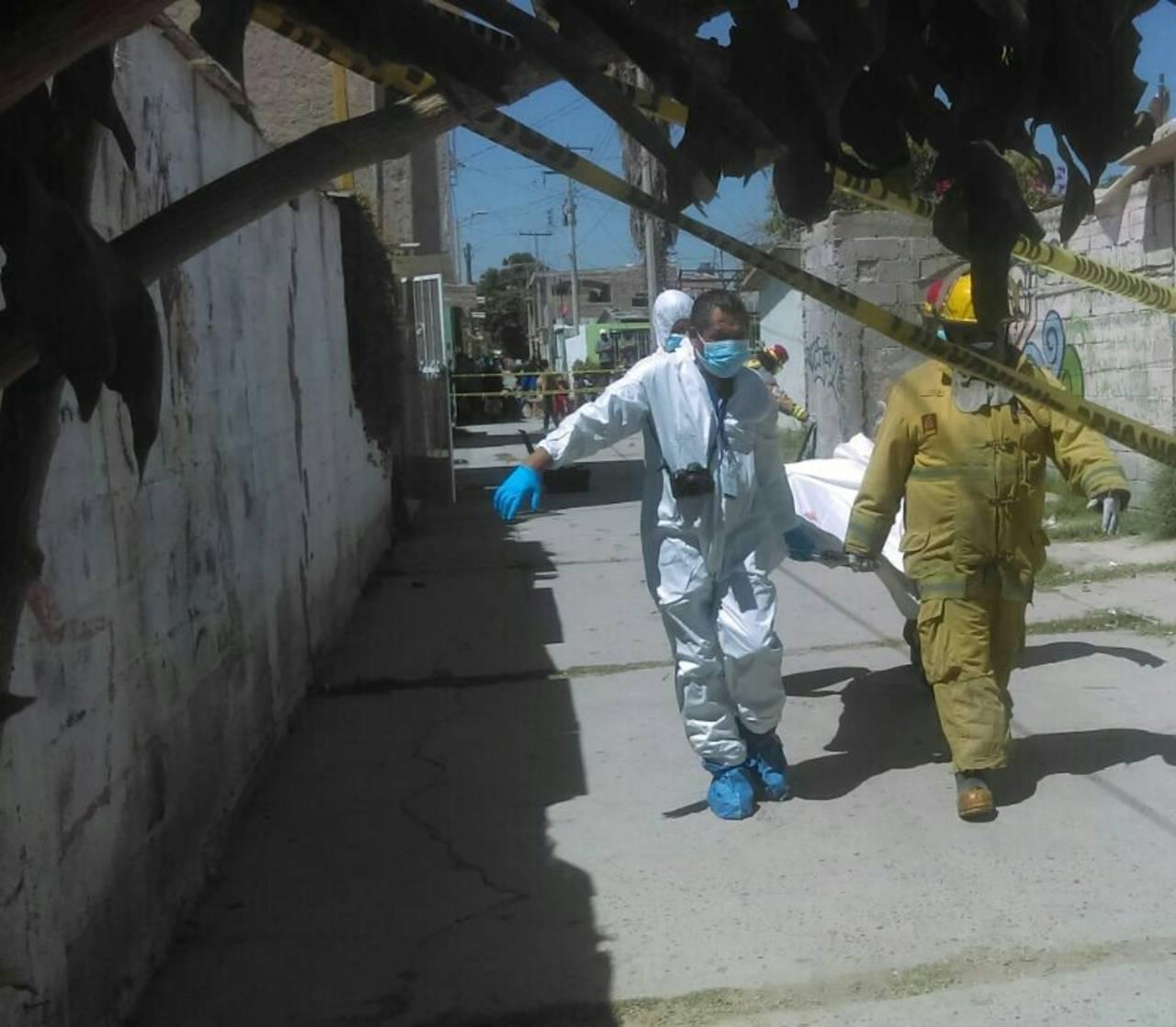 Localizan cadáver putrefacto en vivienda de Gómez Palacio