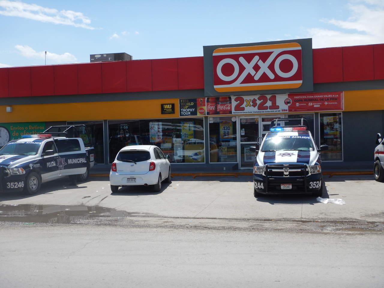 Vigilan tiendas de conveniencia