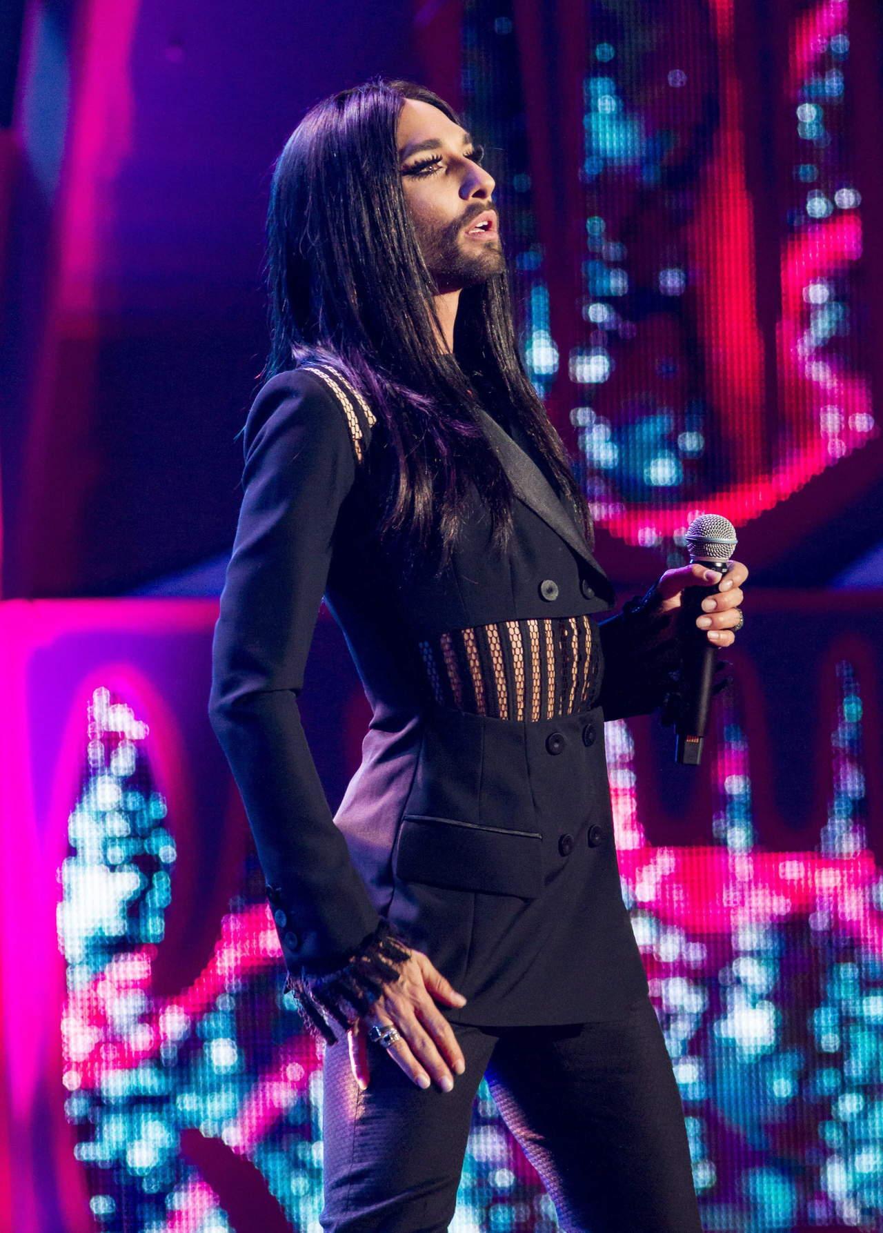 Conchita Wurst confiesa que es portadora de VIH
