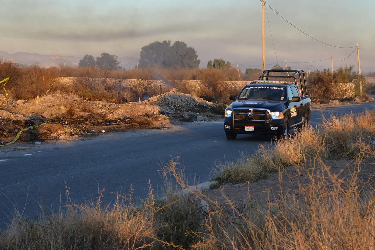 Atacan a elemento de Fuerza Coahuila en carretera 57