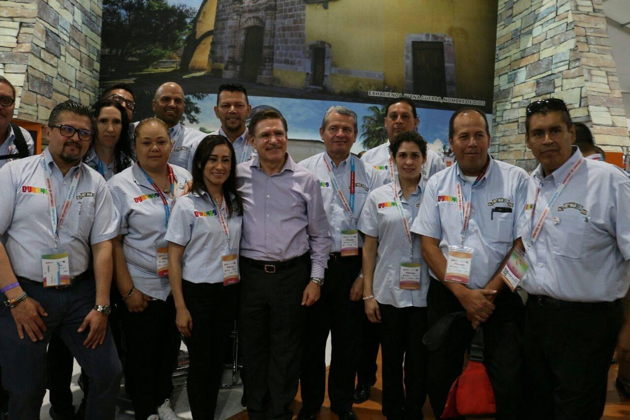 Participa Durango en Tianguis Turístico