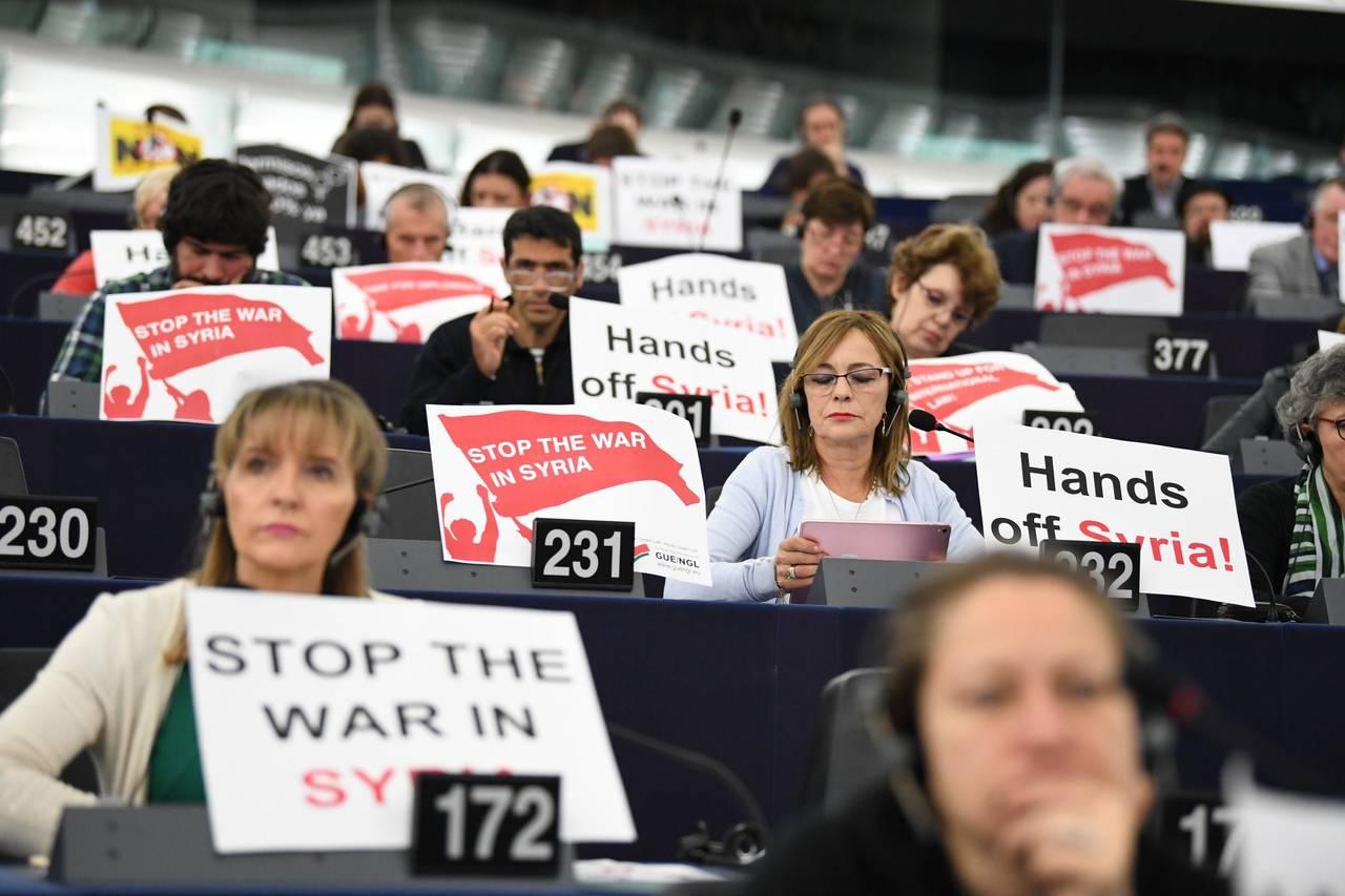 Eurodiputados piden hacer boicot al Mundial de Rusia