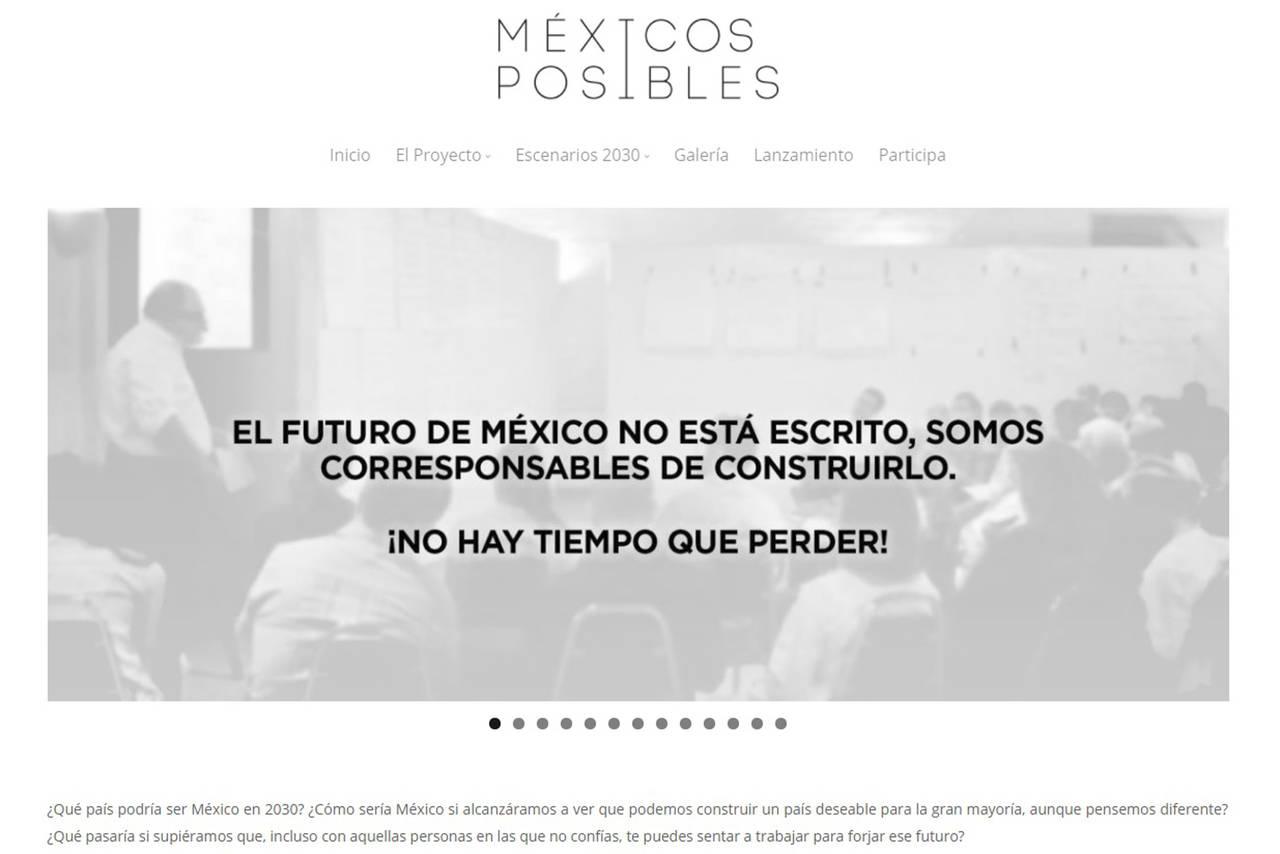 ¿Cómo será  México en 2030?